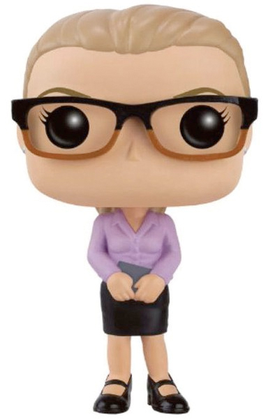 Item Of The Day Felicity Smoak Pop Vinyl From Zavvi A