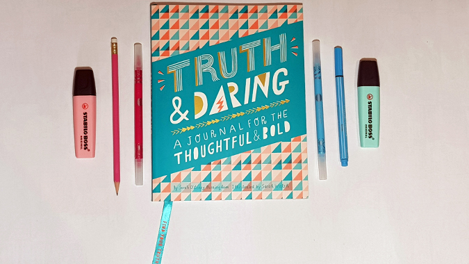 Stationery porn: Truth & Daring: A Journal for the Thoughtful ...