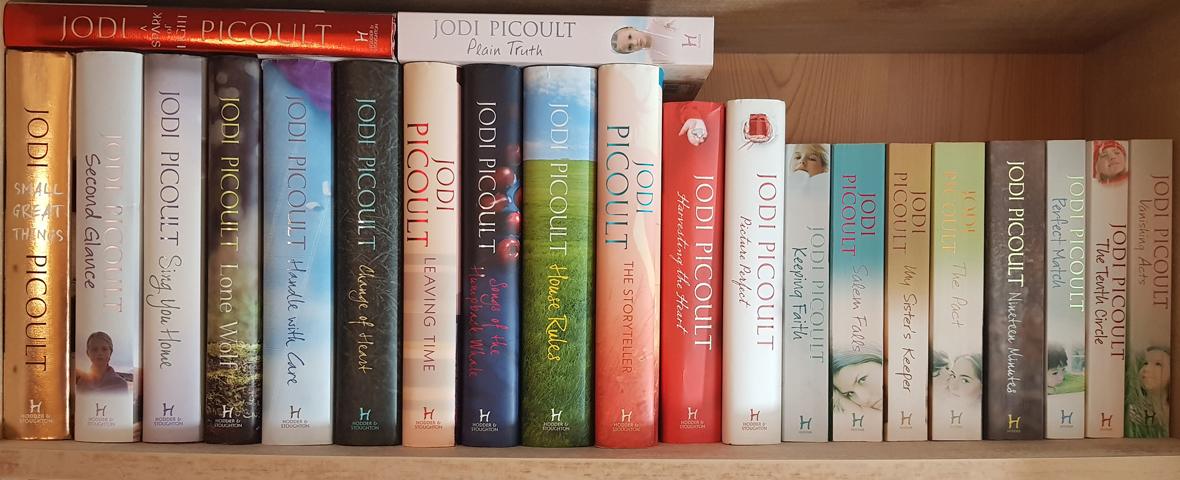 My Top Ten Jodi Picoult Books A Cornish Geek